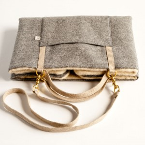 Bag Bed Urban Wool