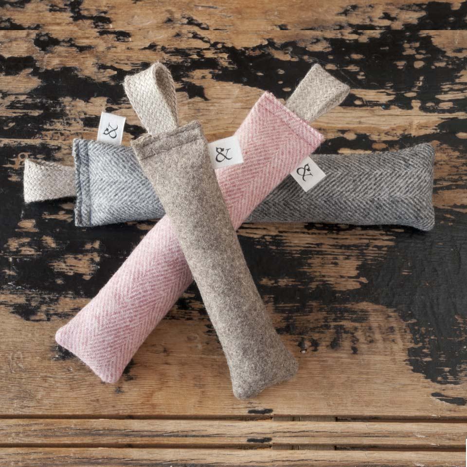 Dog Toys. Country Wool Chew