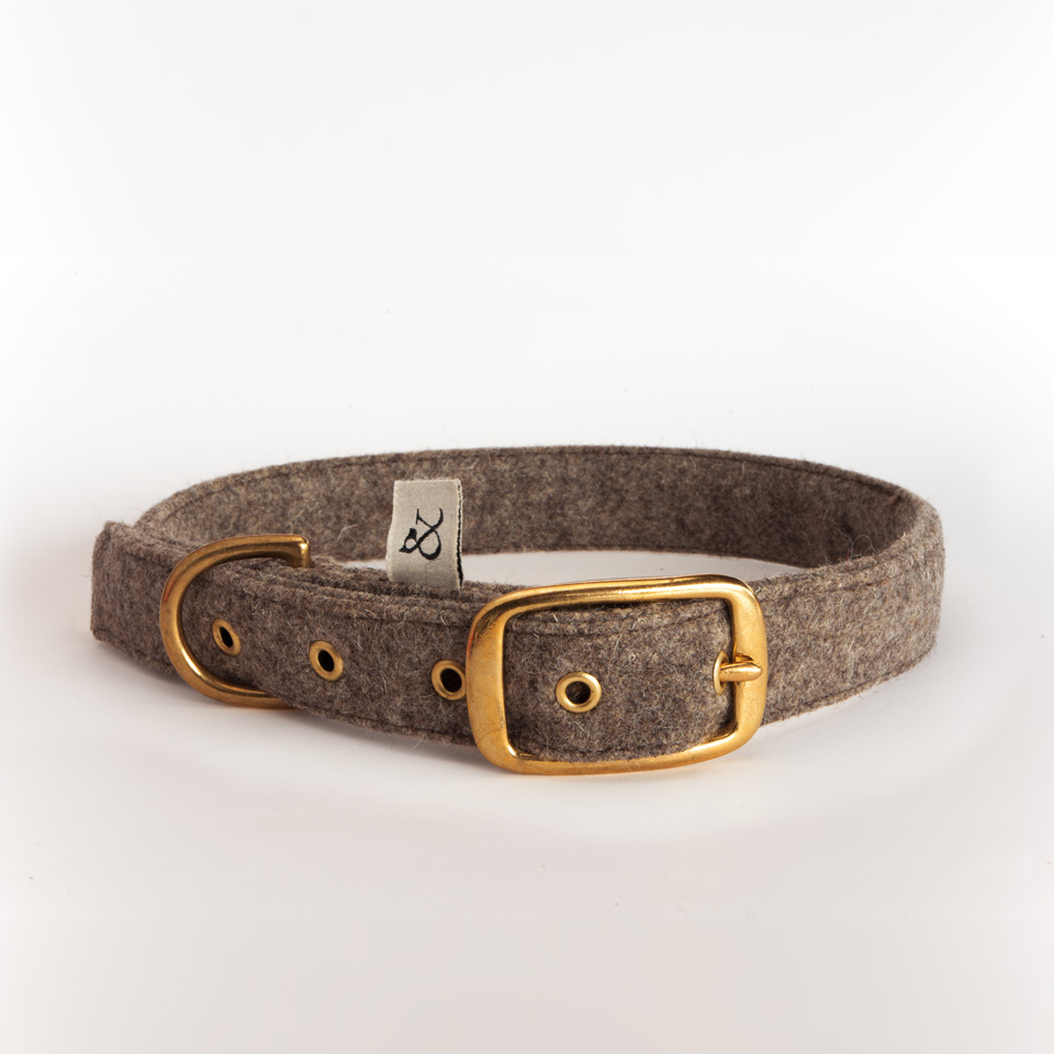 Collar para perro Country Wool