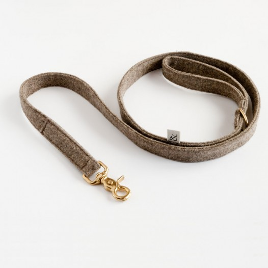 Dog Lead Country Wool