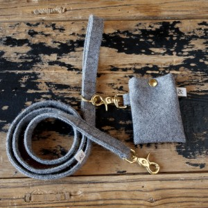 Dog Lead Urban Wool