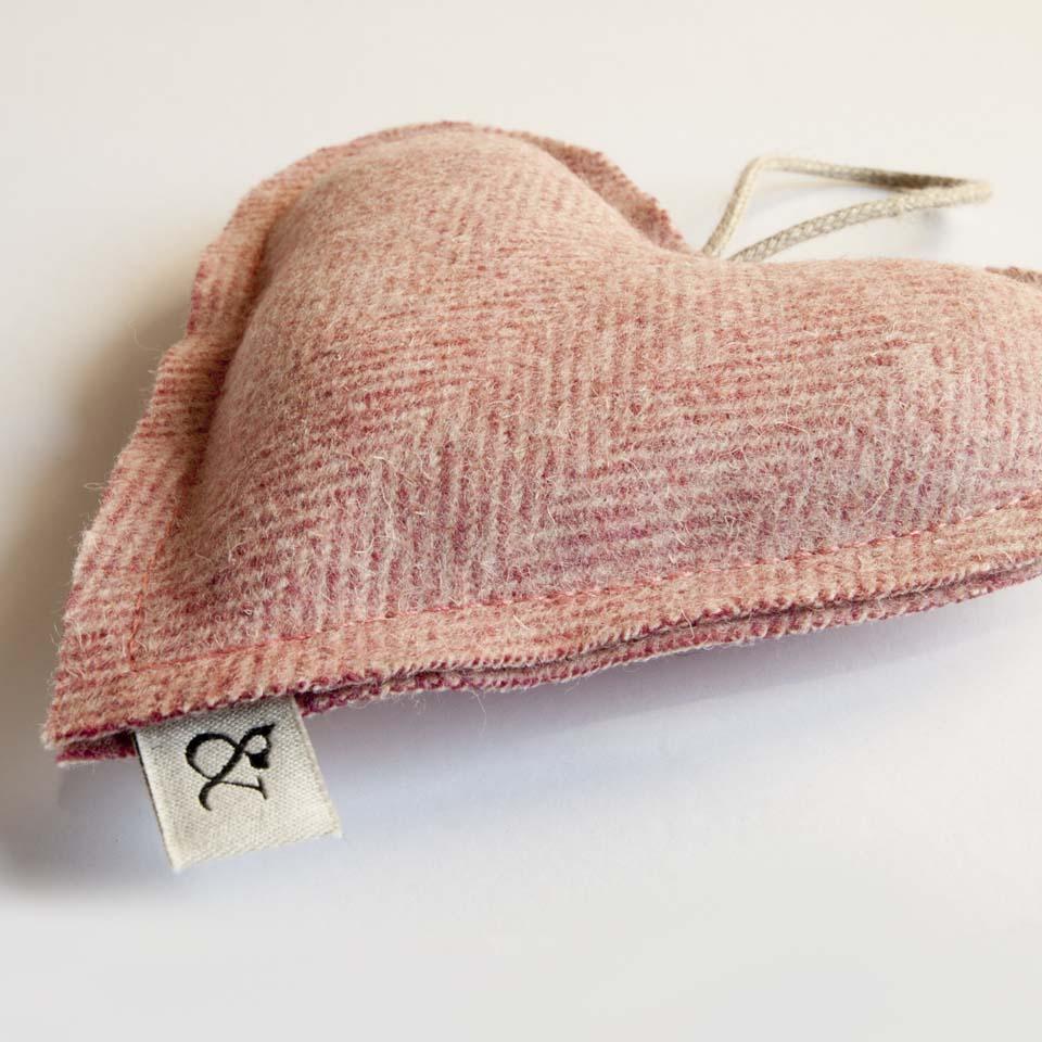 Corazón Berry Wool - Accesorios para Perro