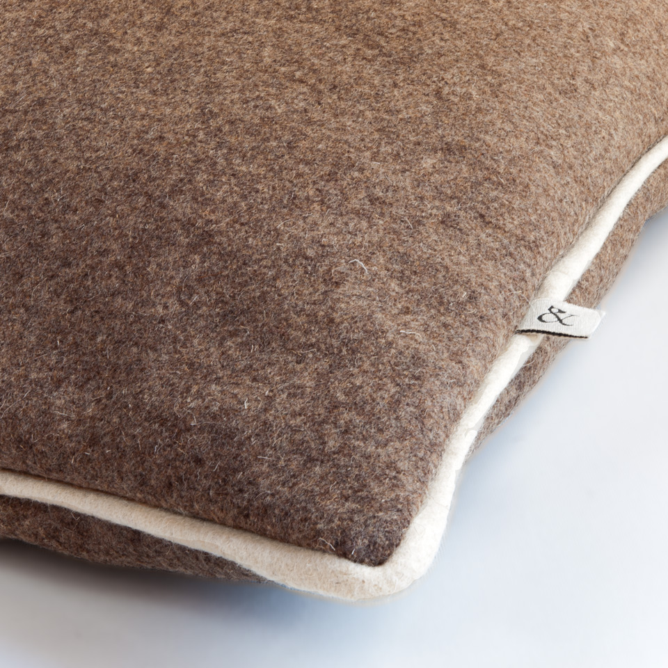 Natural Wool Dog Beds.