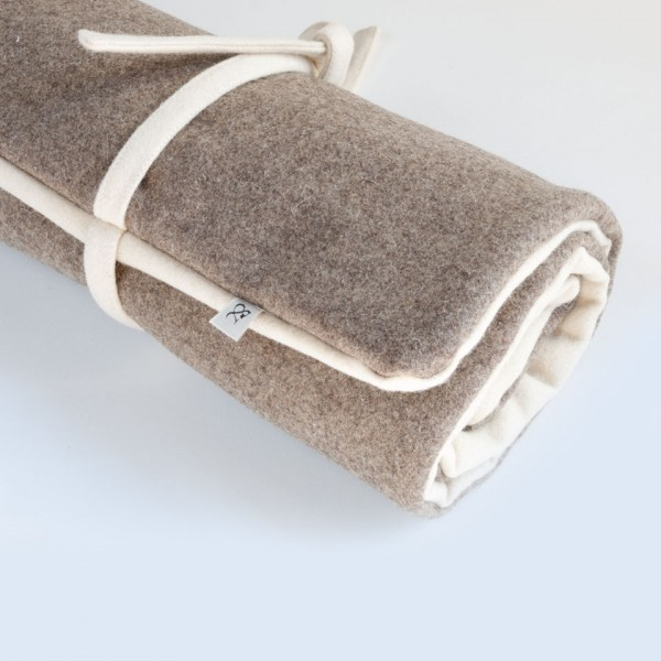 Bed Roll Country Wool1
